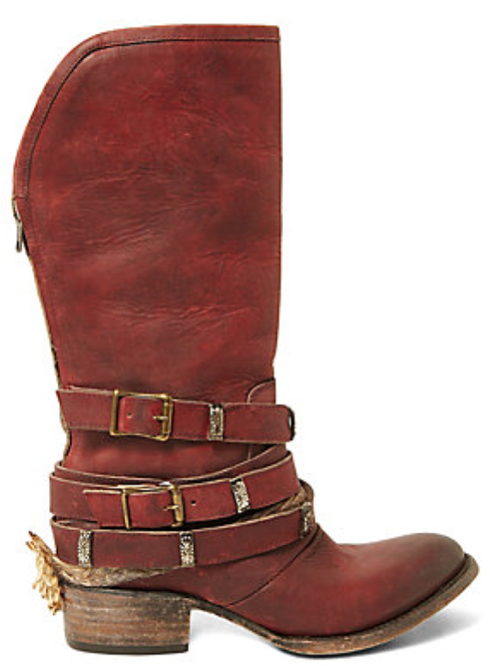 Steve Madden Drover - Red Boot