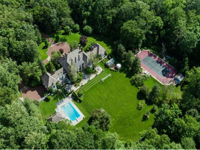 $12.4 Million Conyers Farm Mansion in Greenwich, Connecticut 19