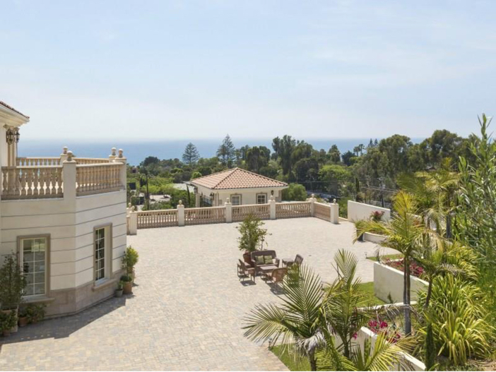 $12.7 Million Neo Classical Mansion in Malibu, California 10