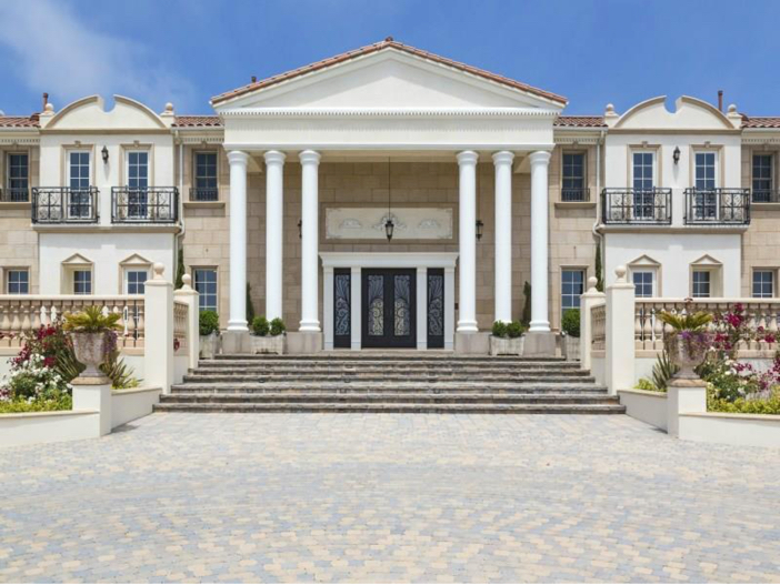 $12.7 Million Neo Classical Mansion in Malibu, California 13