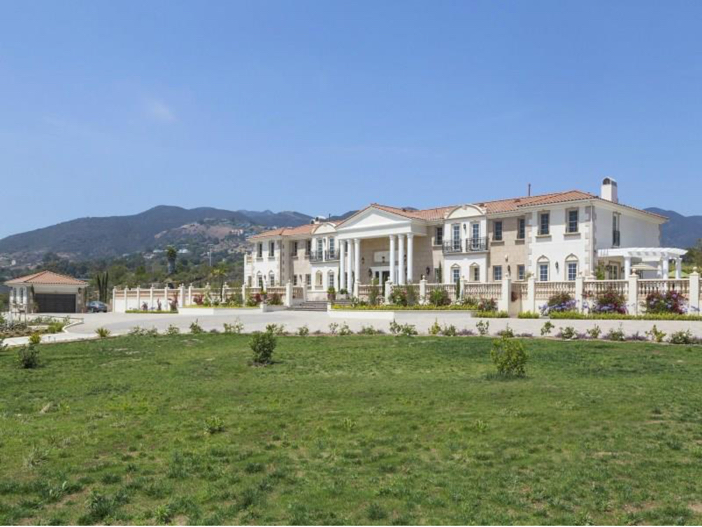 $12.7 Million Neo Classical Mansion in Malibu, California 2