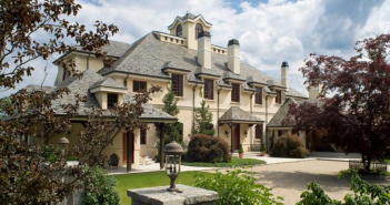 $13.7 Million European-Style Country Estate in Greenwich, Connecticut