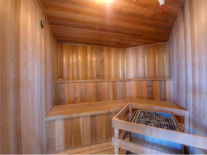 $15 Million Gated Private Mansion in Tiburon, California - Sauna