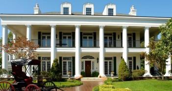 $2.9 Million Greek Revival Mansion in St. Louis, Missouri