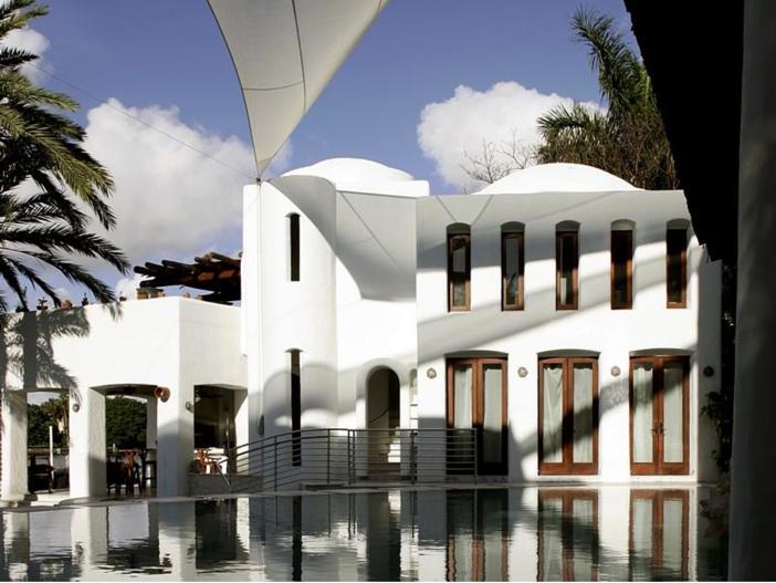 $22.5 Million Modern Mediterranean Mansion in Miami Beach, Florida - Mansion