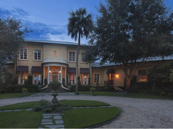 $3.3 Million Coastal Estate in Savannah, Georgia 2