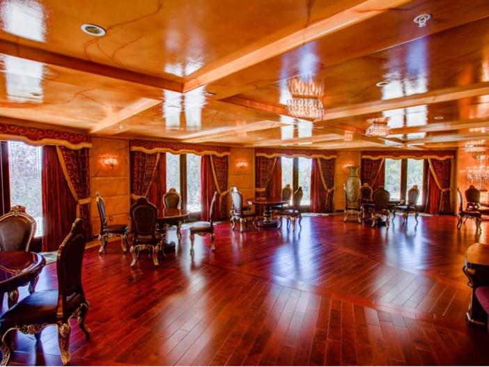 $38.8 Million Stunning Mansion in Los Angeles, California - Ballroom