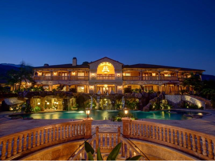 $38.8 Million Stunning Mansion in Los Angeles, California - Fit For Royalty