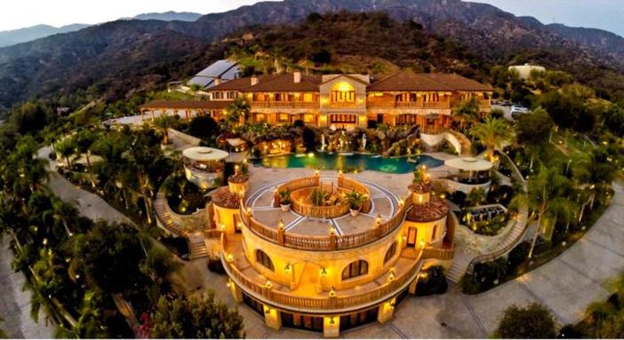 $38.8 Million Stunning Mansion in Los Angeles, California