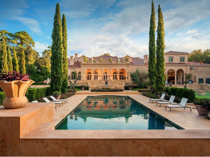 $43 Million Neoclassical Mansion in Houston, Texas