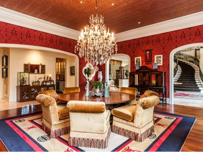 $7.8 Million Luxurious Estate in Raleigh, North Carolina - Formal Dining Room