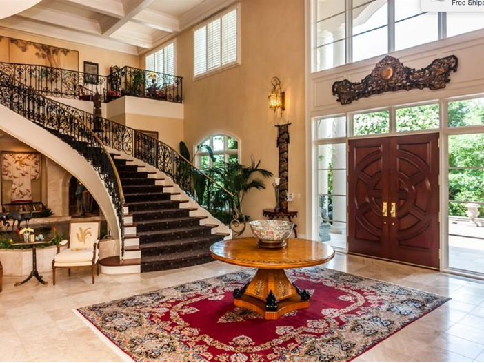 $7.8 Million Luxurious Estate in Raleigh, North Carolina - Staircase