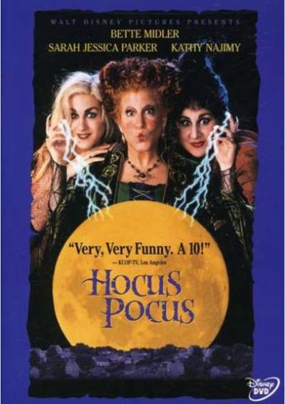 Hocus Pocus movie poster