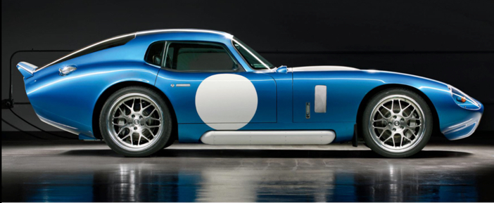 Renovo's Electric Super Car