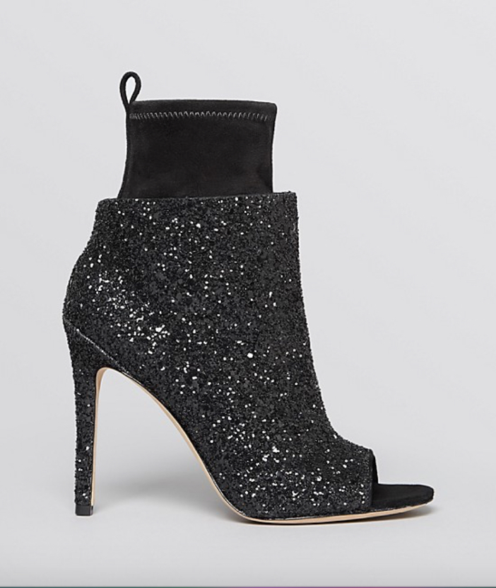 Via Spiga Open Toe Evening Booties 2