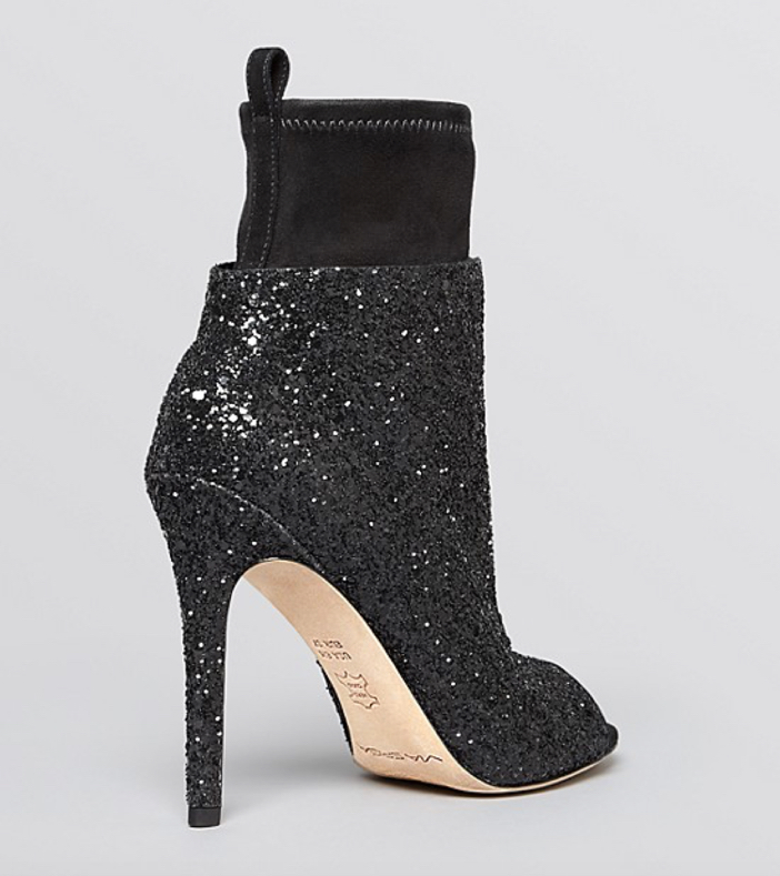 Via Spiga Open Toe Evening Booties 3