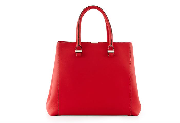 Victoria Beckham Liberty Leather Tote Bag 3