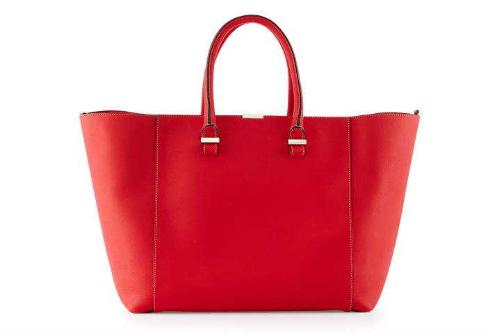 Victoria Beckham Liberty Leather Tote Bag