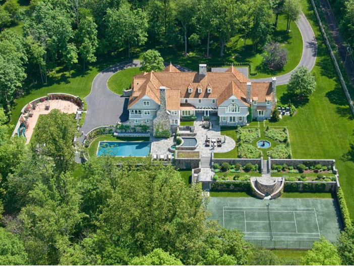$10.5 Million Elegant and Luxurious Estate in New Canaan, Connecticut