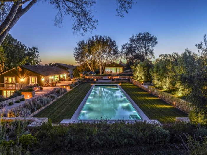 $19 Million Equestrian and Vineyard Estate in California