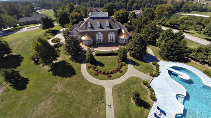 $2.9 Million Grand Estate in Bowling Green, Kentucky 17