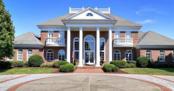 $2.9 Million Grand Estate in Bowling Green, Kentucky