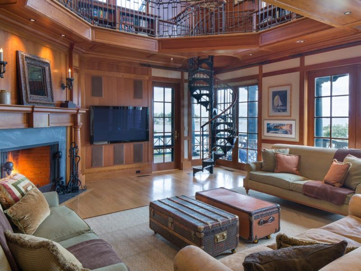 $22 Million Coastal Shingle Style Home in New York 12