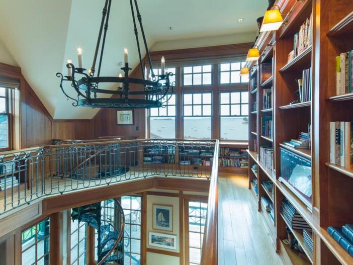 $22 Million Coastal Shingle Style Home in New York 13