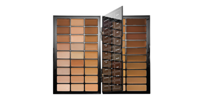 Bobbi Brown's BBU Palette