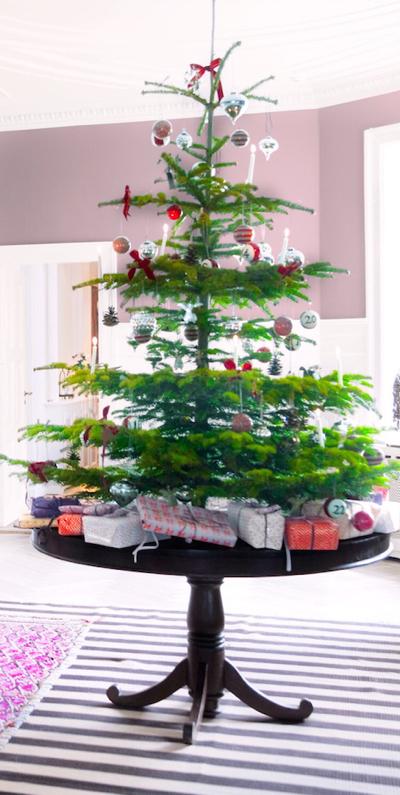 Christmas Tree Decor Idea