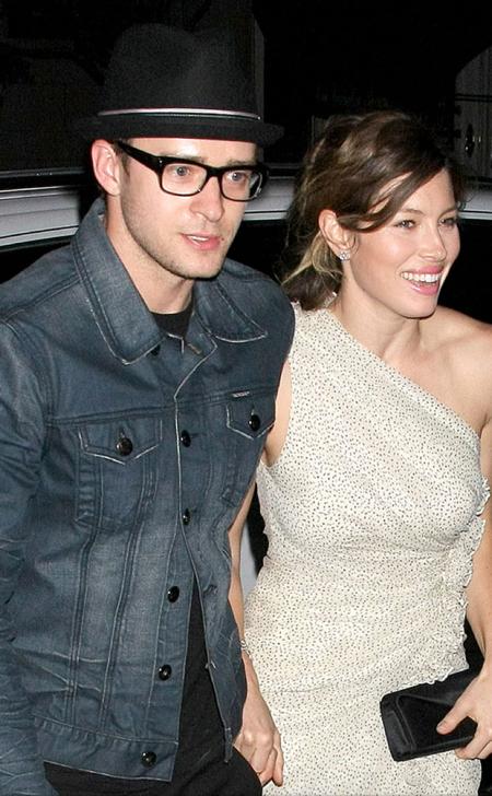 Justin Timberlake Jessica Biel