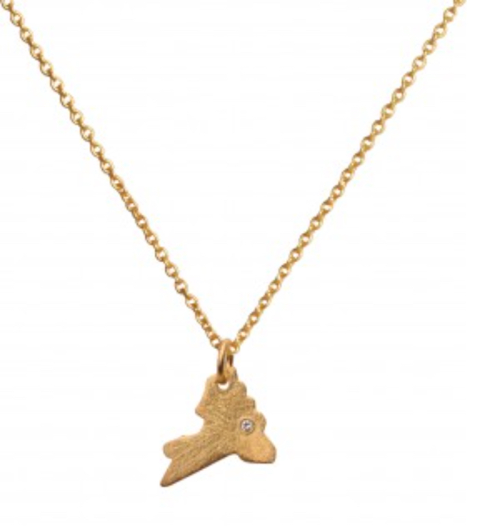 Kevia State Necklace 2