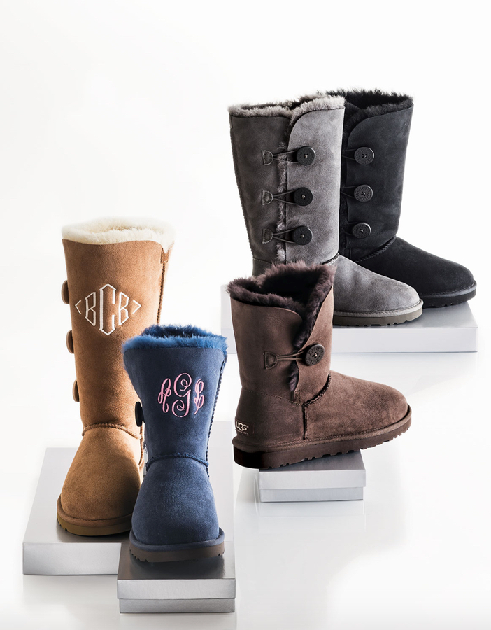 UGG Australia Bailey Button Tall Boot 3