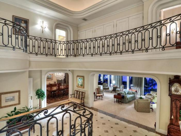 $10.9 Million Parisian Style Manor in Newport Beach, California 12