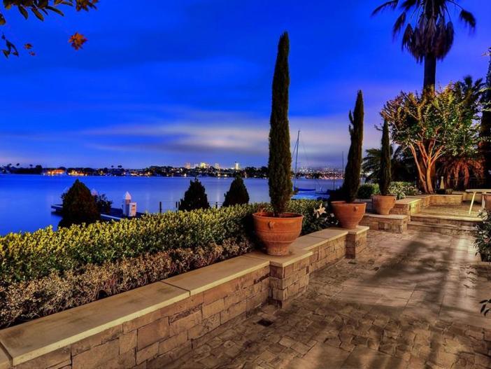 $10.9 Million Parisian Style Manor in Newport Beach, California 5
