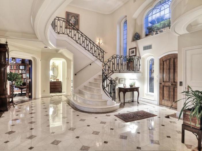 $10.9 Million Parisian Style Manor in Newport Beach, California 6