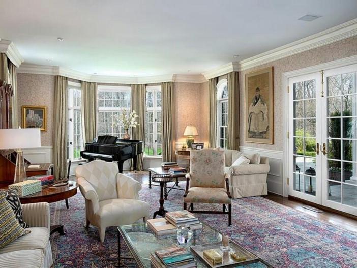 $12.4 Million Georgian Brick Mansion in Greenwich, Connecticut 10
