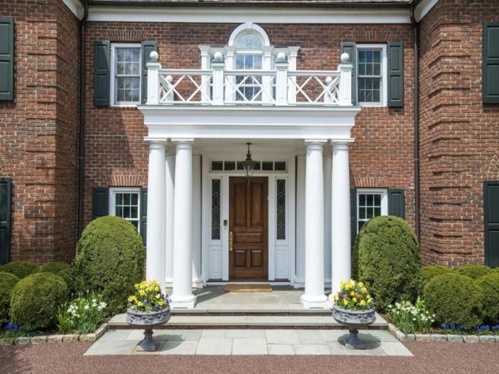 $12.4 Million Georgian Brick Mansion in Greenwich, Connecticut 3