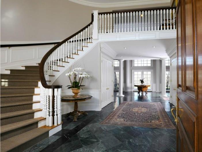 $12.4 Million Georgian Brick Mansion in Greenwich, Connecticut 5