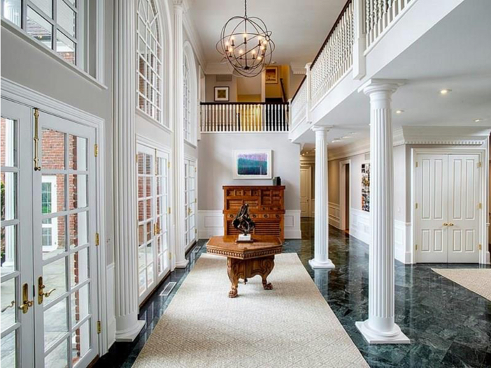 $12.4 Million Georgian Brick Mansion in Greenwich, Connecticut 6