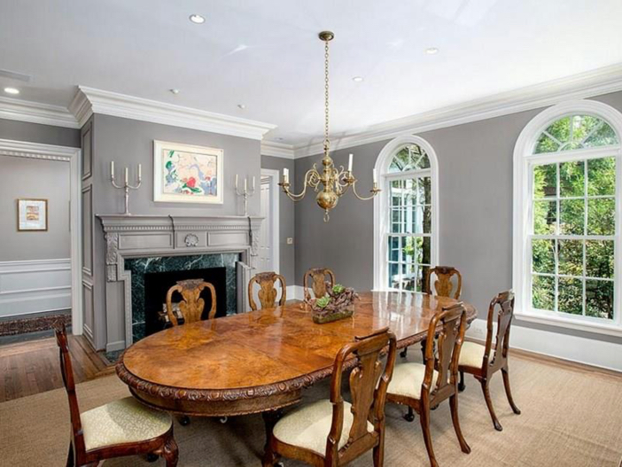 $12.4 Million Georgian Brick Mansion in Greenwich, Connecticut 8