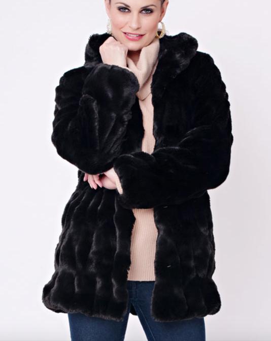 Faux Fur Coat 4