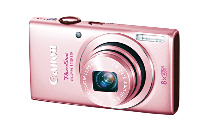 Tickled Pink Camera