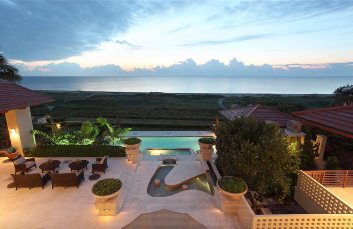 $17.9 Million Gated Oceanfront Mansion in Delray Beach, Florida 11