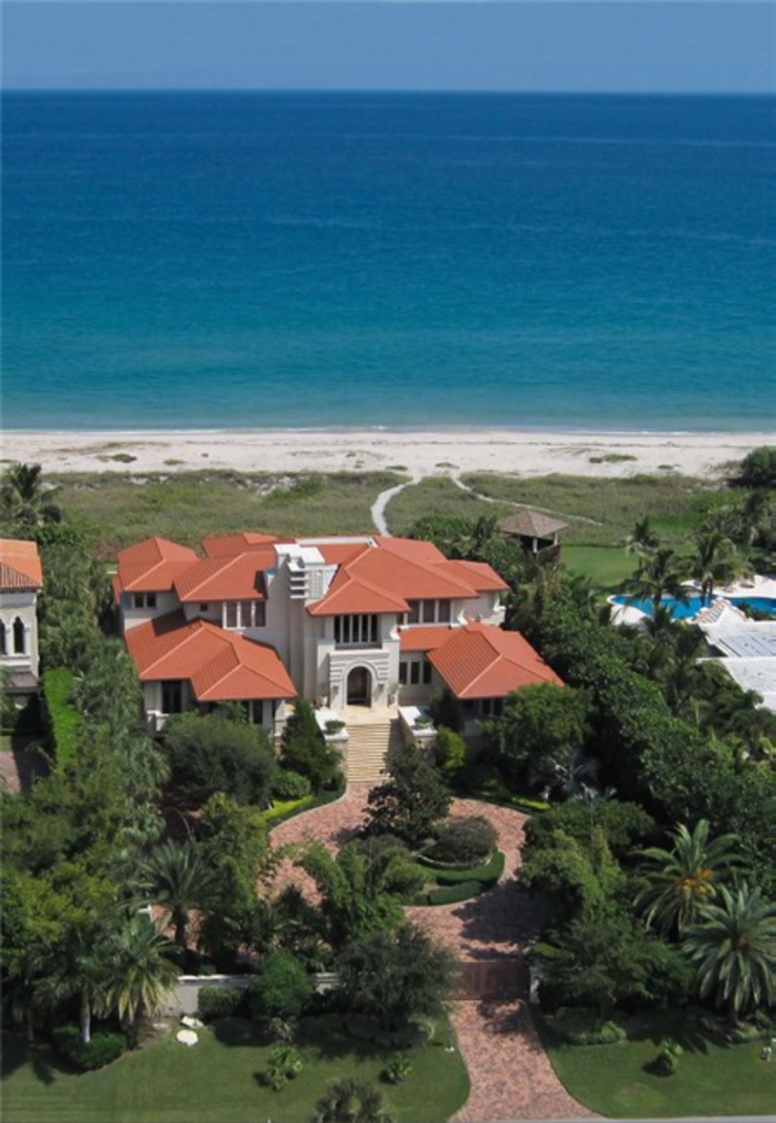 $17.9 Million Gated Oceanfront Mansion in Delray Beach, Florida 2