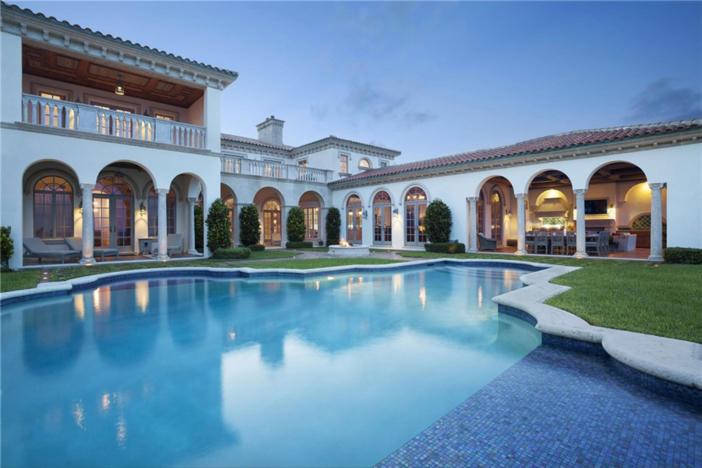 $22.4 Million Palatial Mansion in Florida 10