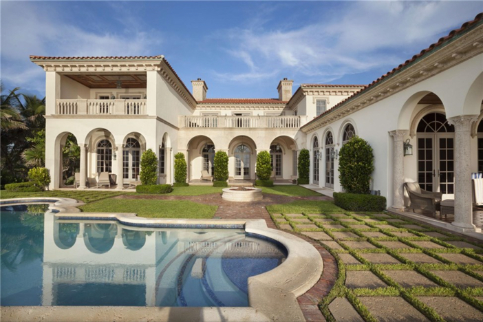 Estate Of The Day 22 4 Million Palatial Mansion In Florida