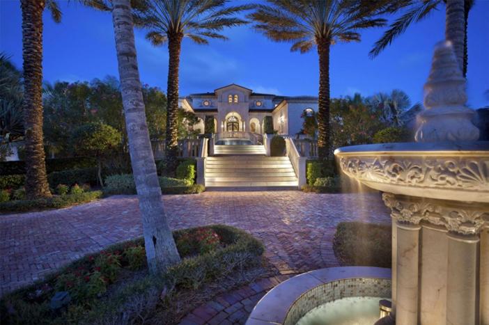 $22.4 Million Palatial Mansion in Florida 6