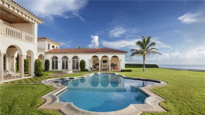 $22.4 Million Palatial Mansion in Florida