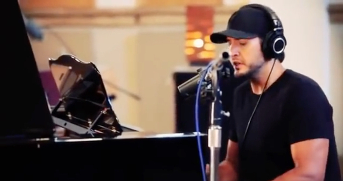Luke Bryan Piano I Don't Want This Night To End